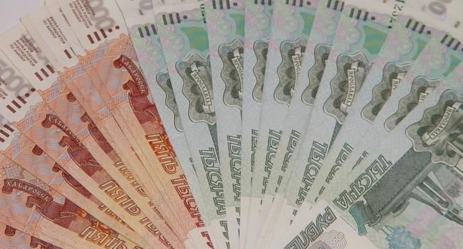 Россиян с серой зарплатой стало больше