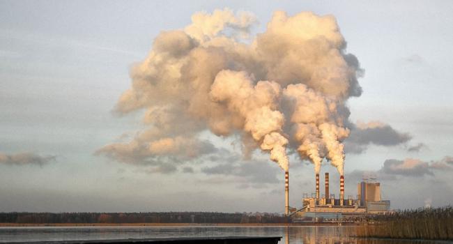 Вредные выбросы в воздух сократились в России