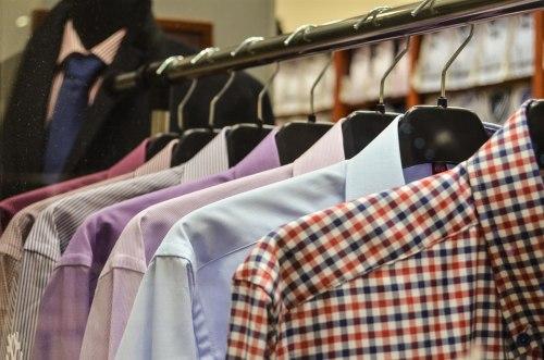 Выбрать рубашку мужчинам поможет робот-стилист