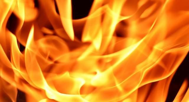 В Кургане за четыре месяца около 200 раз бушевал пожар