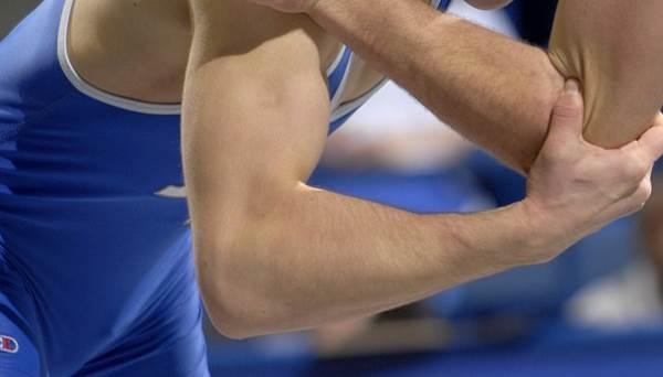 Зауралец отличился на чемпионате мира по греко-римской борьбе