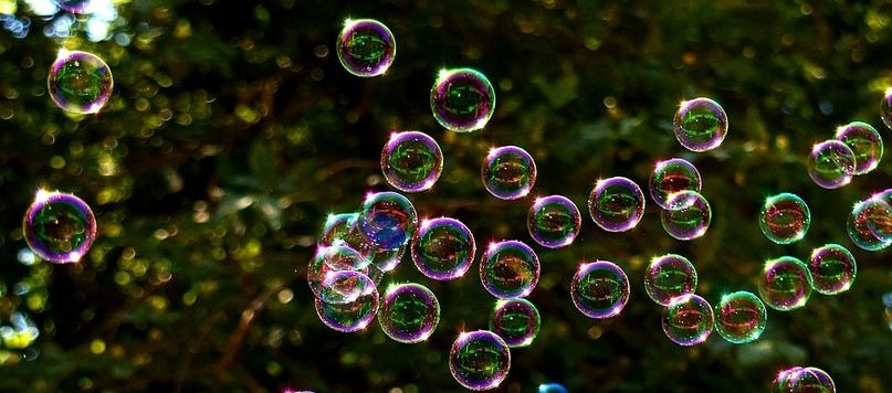 Библиотека им. Л. Куликова подвела итоги конкурса мыльных пузырей