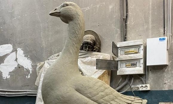 Набережную в Шадринске украсит бронзовый гусь