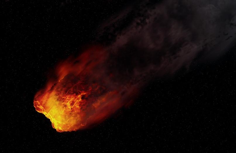 Метеорит сделал индонезийца миллионером
