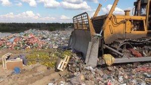 Партию санкционных груш уничтожили в Курганской области