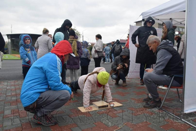 Фестиваль «Спортом едины» завершился в Зауралье