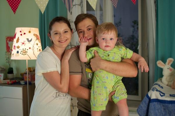 валентина рубцова и её семья фото